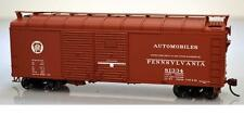 Bowser HO X31f 40' 4-Door Turtle Roof Boxcar Pennsylvania Circle Keysto BOW60150