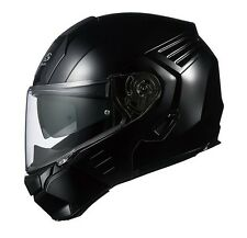 NEW OGK KABUTO KAZAMI Shine Black Metallic M Medium  Helmet Japanese Model