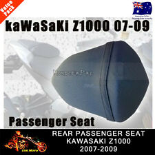 Rear Passenger Seat Pillion Ninja For Kawasaki Z1000 Z 1000 2007 2008 2009