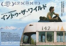 Into the Wild - Original Japanese Chirashi Mini Poster - Emile Hirsch-Sean Penn