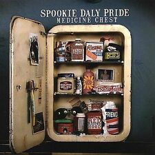 Medicine Chest by Spookie Daly Pride (CD, May-2005, Funzalo Records)