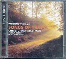 VAUGHAN WILLIAMS - SONGS OF TRAVEL + DEBUSSY: LE LIVRE DE BAUDELAIRE + RAVEL