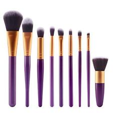 9Pcs Cosmetic Makeup Brushes Sets foundation Face Powder eyeshadow Brush Tools