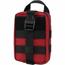 Condor 191031 Rip-Away EMT Lite Pouch - Red