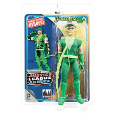 DC Comics Justice League Mego Style Action Figures Series 1: Green Arrow by FTC
