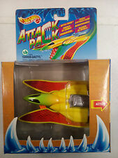 HOT WHEELS - ATTACK PACK - BATTLE BIRDS - TERROR-DACTYL - MATTEL - VINTAGE -1993