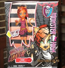 MONSTER HIGH DOLL GHOUL'S ALIVE - TORALEI ** RETIRED