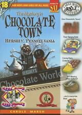 The Mystery in Chocolate Town: Hershey Pennsylvania (Real Kids, Real P-ExLibrary