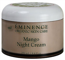 Eminence Mango Night Cream 8.4oz(250ml) Prof Fresh New