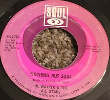 Jr. Walker & The All Stars How Sweet it is To Be Loved By You Nothing But Soul
