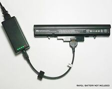 External Laptop Battery Charger for HP 510 HP 530 440704-x 441674-001 HSTNN-IB45