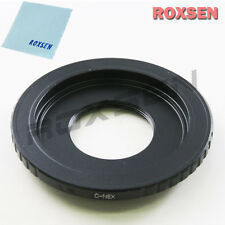 16mm C mount movie lens to SONY E mount adapter NEX-7 5T 6 A6000 A7 A7R A5100