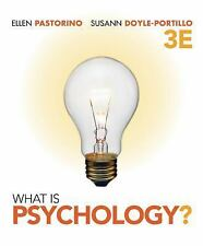 What Is Psychology? by Ellen E. Pastorino and Susann M. Doyle-Portillo (2011, Ri