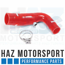 Ford Fiesta/Focus 1.0 T Ecoboost Forge Motorsport De-Resonator Hose FMINLH3 RED