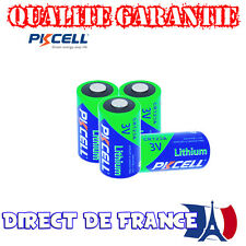 4 Piles PKCELL ULTRA PHOTO CR2 Lithium 3V QUALITE GARANTIE
