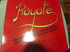 """RAYATE 12"""" MAXI SPAIN MEDLEY RESIDENTS SEVERED HEADS A SPLIT SECOND EBM SYNTH"""