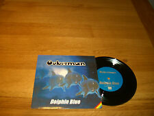 Ooberman-Dolphin blue.7""