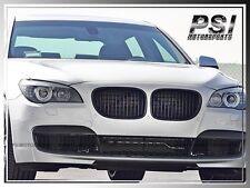 Matte Black Front Kidney Grille for 2009-2015 BMW F01 F02 7-Series 740i 750i