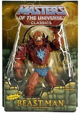BEAST MAN The Original MOTU Masters of the Universe Classics He-Man OVP MEGARAR*