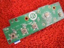 MSI GX600 MS-163A Power Media Button Switch Board #237-19