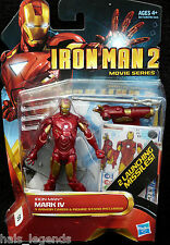 Marvel iron man 2 mark iv. film en No.09 série neuf! avengers