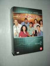 URGENCES SAISON 2 COFFRET 4 DVD GEORGE CLOONEY JULIANNA MARGULIES