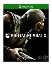Mortal Kombat X (Microsoft Xbox One, 2015) **BRAND NEW & SEALED!!**