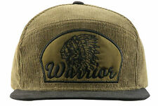 Supercobra Clothing Company-Warrior Cord SnapBack Cap