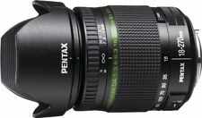 New PENTAX DA18-270mm f3.5-6.3 ED SDM Lens for K mount