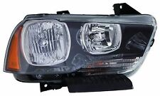DODGE CHARGER 2011-2013 HALOGEN PASSENGER HEADLIGHT HEAD LIGHT LAMP - RIGHT