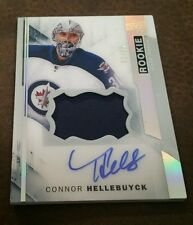 *CONNOR HELLEBUYCK* RC 15/16 PREMIER SPECTRUM ACETATE ROOKIE AUTO PATCH #/65