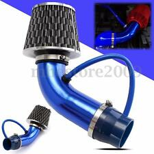 3'' Universal Short Racing High Flow Air Intake Kit Pipe + Filter + Clamp