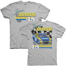 JIMMIE JOHNSON #48 LOWE'S DARLINGTON THROWBACK TEE SHIRT NEW W/TAG XL FREE SHIP