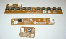TOSHIBA 23HLV85  TV BUTTON AND IR BOARD   6870TC71D12, 6870TD88C1A, 6870TD89C1A