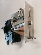 COIN ACCEPTOR-- 1 EURO---HIGH SECURITY --TOKEN MECHANISM---NEW