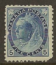CANADA UNUSED 79    MH    FILLER       (W658)