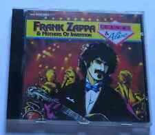 FRANK ZAPPA & MOTHERS OF INVENTION - LIVE USA CD