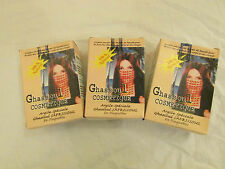 RHASSOUL (GHASSOUL)  MOROCCAN CLAY 250g PACK hair +body FACE PACK HAMMAM x 3