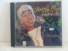 CD ALBUM MARY J BLIGE What's the 411 ? Remix  UPTD 10942