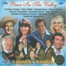 Peace In The Valley (2009, CD NEUF)