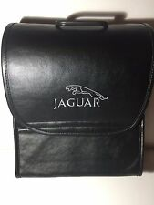 Jaguar car boot organiser storage bag