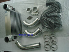 Top mount intercooler kit for Nissan Patrol TD42 03-07 bolt on !