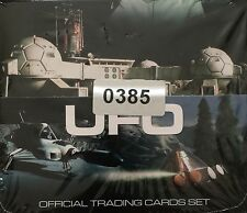 UNSTOPPABLE CARDS UFO SEALED TRADING CARD BOX