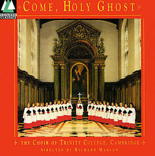 COME, HOLY GHOST NEW CD