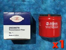 ALLISON TRANSMISSION T1000 SPIN ON FILTER 29539579 AUTHENTIC MADE IN USA 1 PACK