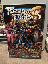 DC Comics TERROR TITANS TPB Softcover (Teen Titans) Dark Side Club