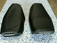 HONDA 700 SC Honda CB700 SC Nighthawk 1984 TO 1986 MODEL  Seat Cover BLACK (H15)