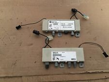 BMW OEM 528 E39 525 530 540 1999-03 SET ANTENNA AMPLIFIER TRAP CIRCUIT MODULE