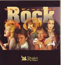 The Power of Rock  -   Reader's Digest   4 CD Box