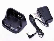 Desktop Battery Charger Base Set for Yaesu VX5R VX-6R VX-7R VXA710 Radio